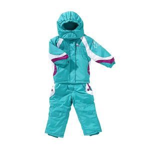 ENSEMBLE TENUE DE SPORT Peak Mountain - Ensemble de ski … Turquoise