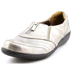 MOCASSIN Soft Style by Hush Puppies Jennica Large Cuir Moca