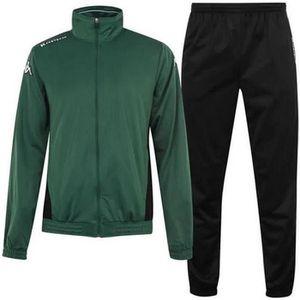 SURVÊTEMENT Jogging Kappa Homme Vert et Noir