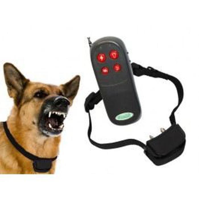 Collier de dressage pour chien avec fonction si…