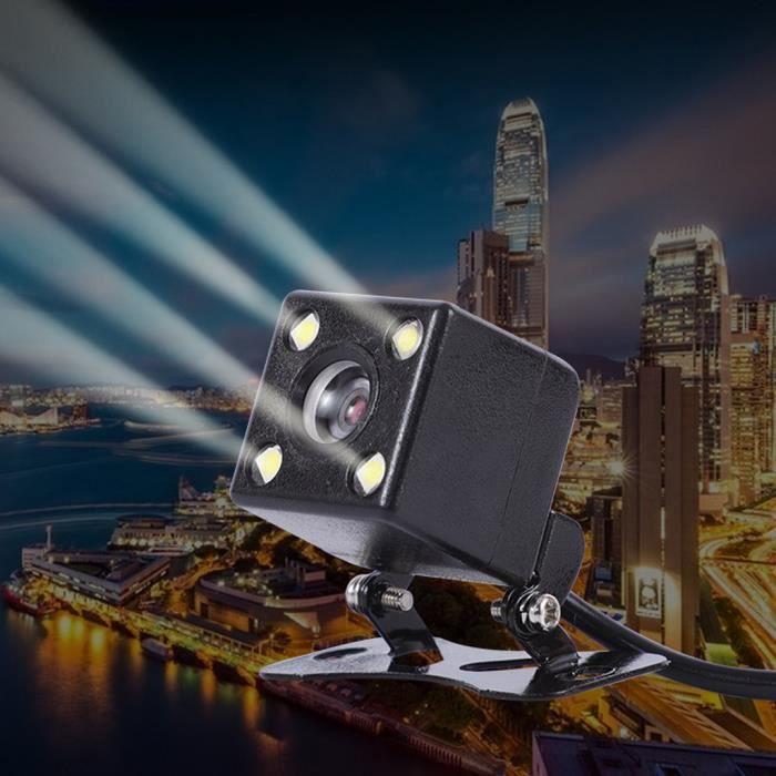 170 ° vue arrière de voiture Parking caméra de recul inversée Caméra Recul étanche Camera couture 151