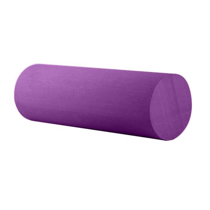 45cm Yoga Pilates Massage Yoga Fitness Gym solide brillant colonne rouleau Sport 174