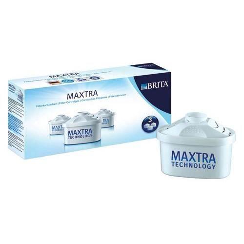 BRITA FILTRES A EAU MAXTRA X3 POUR REFRIGERATEUR 431374 - MAXTRA WF015 BFL85BAR BRANDT RL41PTPS - BVMPièces