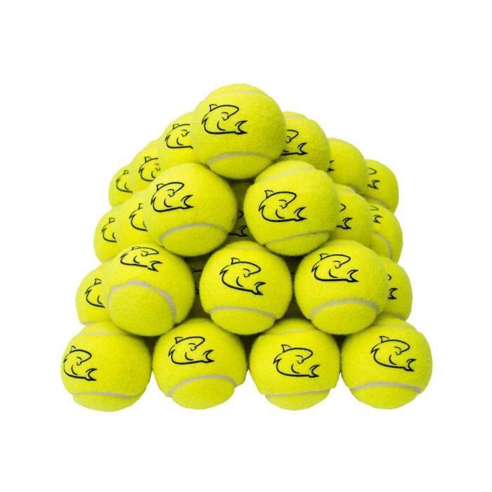 NEUF - 15 x Balles De Tennis - Qualité Supérieure - Idéal Pour Les Enfants Et Chiens