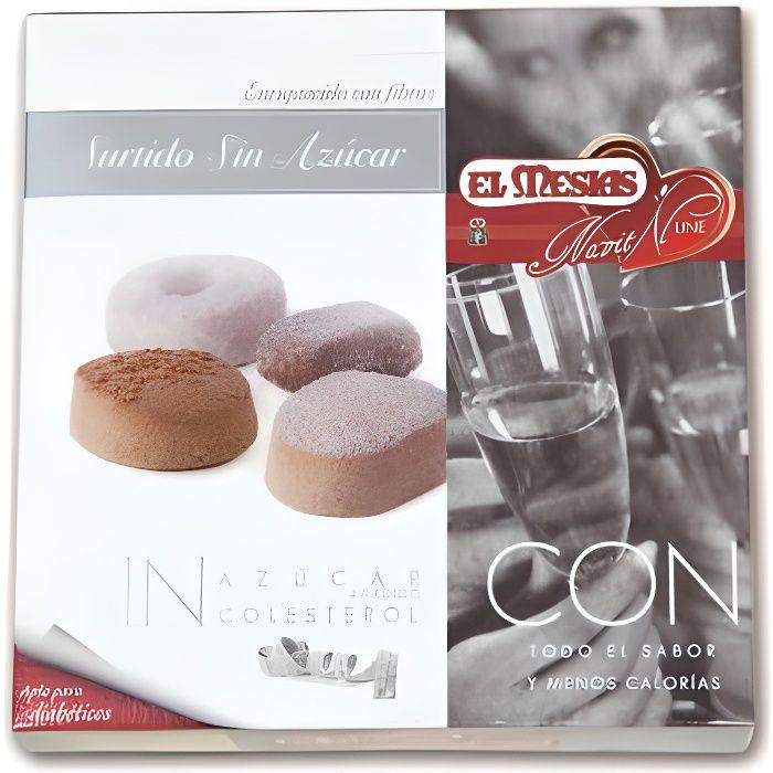Assortiment de bonbons SANS SUCRE AJOUTÉ ligne Navit Line (350 g) - El Mesías