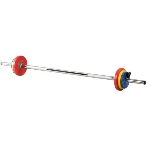 BARRE HALTERE POIDS Sveltus - Kit Fit'us 8kg - Disques - Barres153