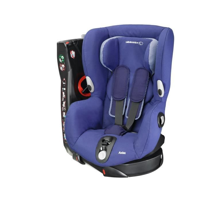BEBE CONFORT Siège-auto Axiss Groupe 1 - River Blue - 2016