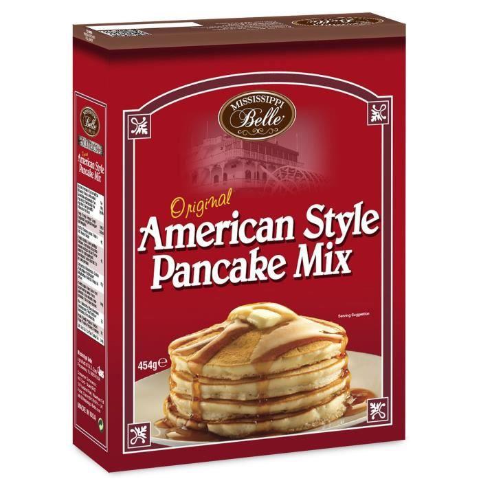 MISSISSIPPI BELLE Mix Pancake - 454 g