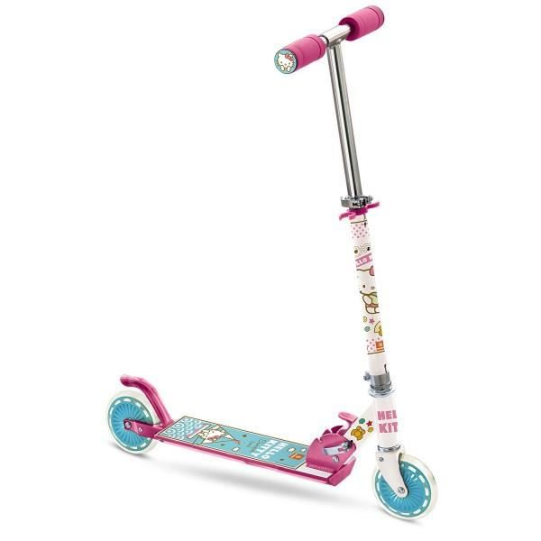 Trottinette 2 Roues Hello Kitty - HOMEROKK