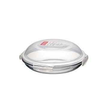 Plat/Assiette ronde en verre Ø21 cm
