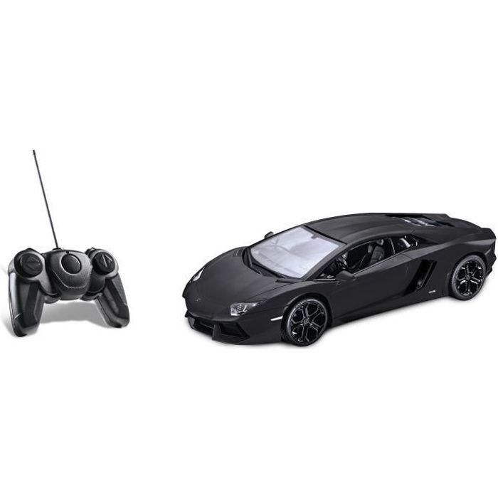 Mondo Motors Voiture télécommandée Lamborghini Aventador R/C orange