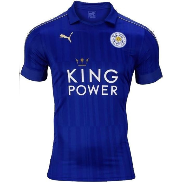 Maillot Leicester 2016-2017