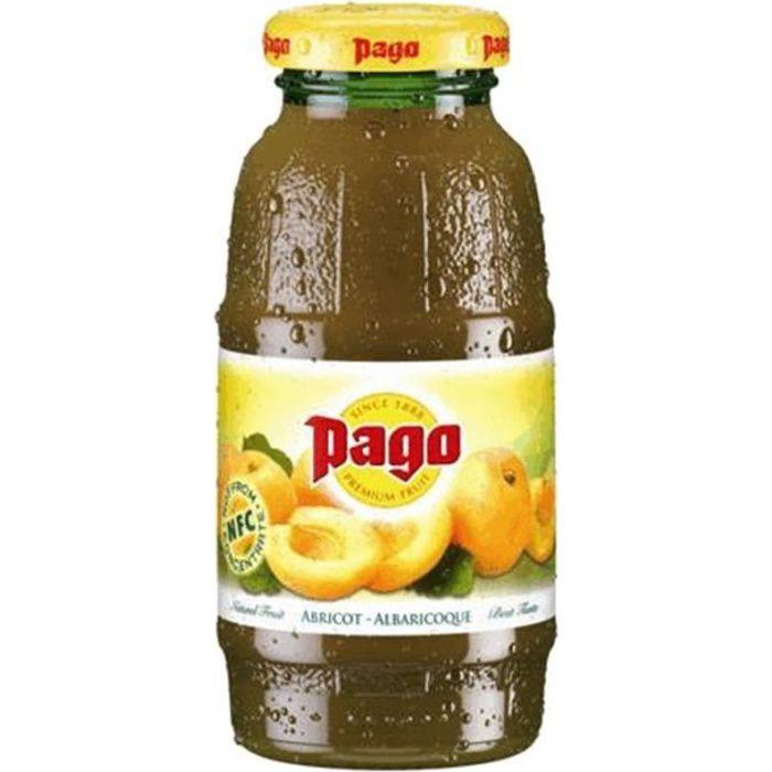 Pago Abricot 20cl (pack de 12)