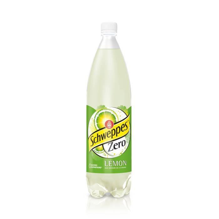 Schweppes Lemon Zero 1.5 l Schweppes