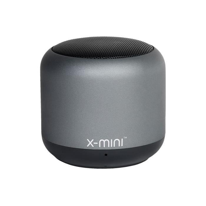 Enceinte nomade X-Mini KAI X2 Bluetooth Grise