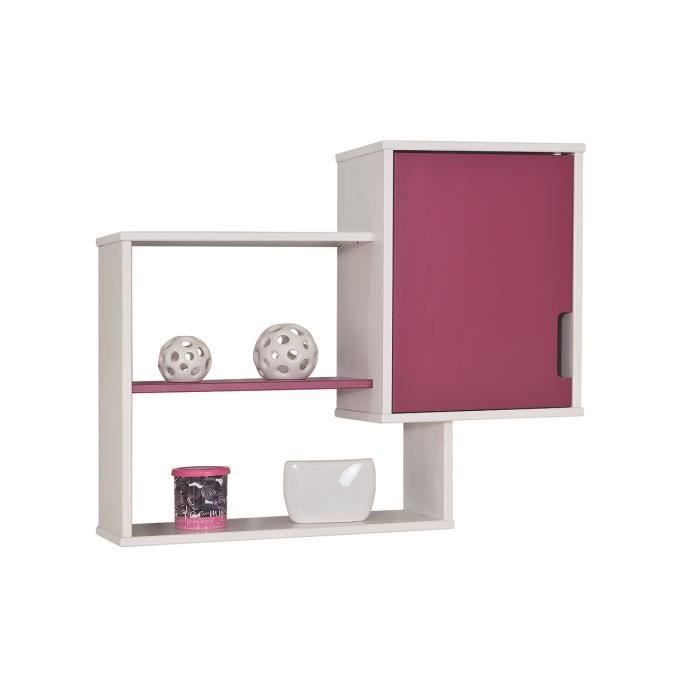 Sofia etag re murale achat vente meuble tag re sofia etag re murale - Etagere murale cdiscount ...