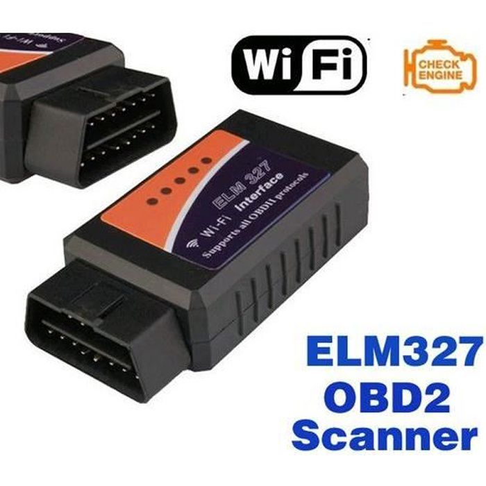 outil diagnostic scanner elm327 obd2 wifi achat vente. Black Bedroom Furniture Sets. Home Design Ideas