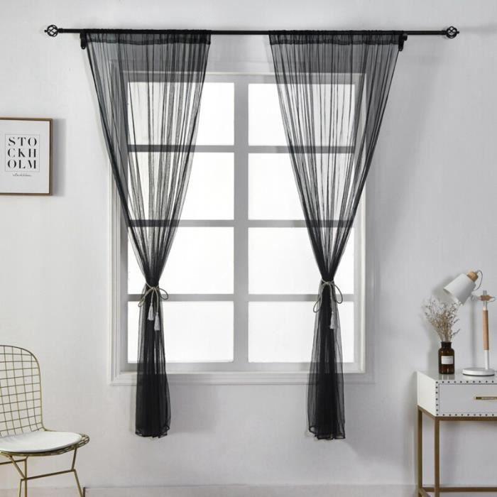 peurope moderne fenetre traitements rideaux rideau