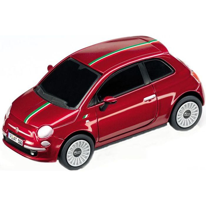 voiture fiat 500 rouge achat vente v hicule circuit cdiscount. Black Bedroom Furniture Sets. Home Design Ideas