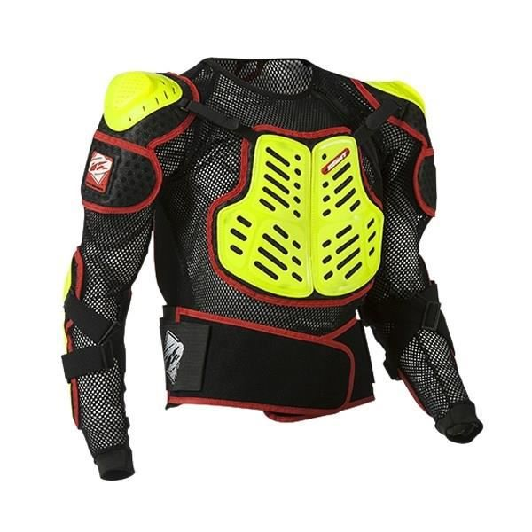 gilet de protection cross kenny performance jaune fluo kenny 2015 achat vente plastron. Black Bedroom Furniture Sets. Home Design Ideas