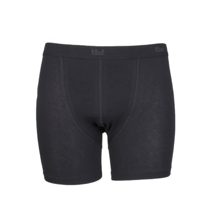 Noir Rj 35 Stretch Cotton 002 Boxer tOwROq