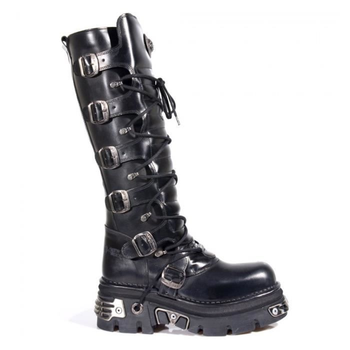 Bottes GOTH - New Rock - M.272-S1-37.
