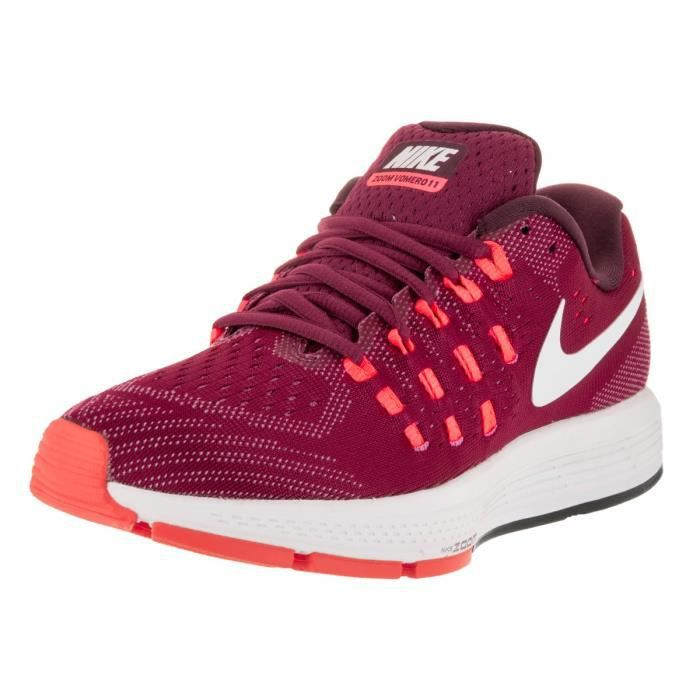 online retailer check out on feet images of NIKE femmes Wmns Air Zoom Vomero 11 Chaussures de gymnastique ...