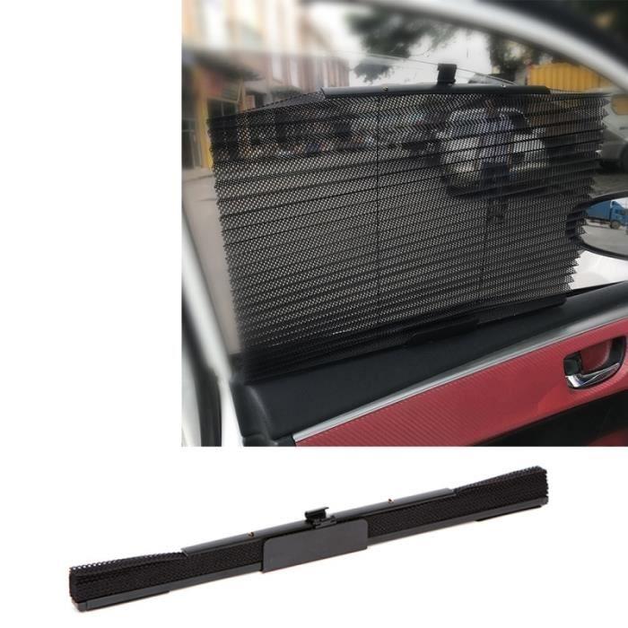 parasol pour voiture Pare-soleil arri/ère pare-brise Anti-UV Pare Soleil Sunshade Protection Voiture Baisse Temperature