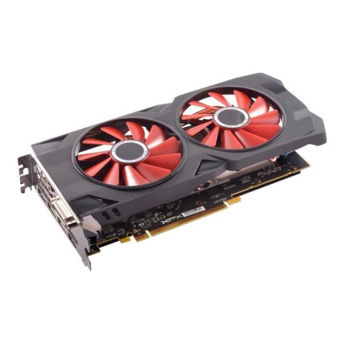 CARTE GRAPHIQUE INTERNE XFX Radeon RX 570 RS XXX Edition carte graphique R