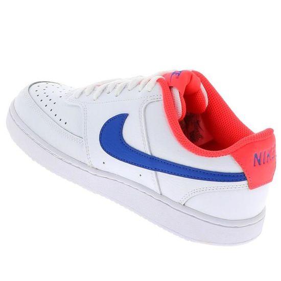 Chaussures mode ville Court vision low h blc color - Nike