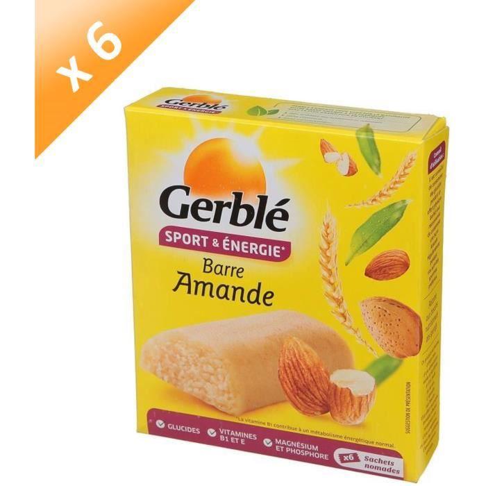 [LOT DE 6] GAYELORD HAUSER Pâtes d'Amande - 125 g