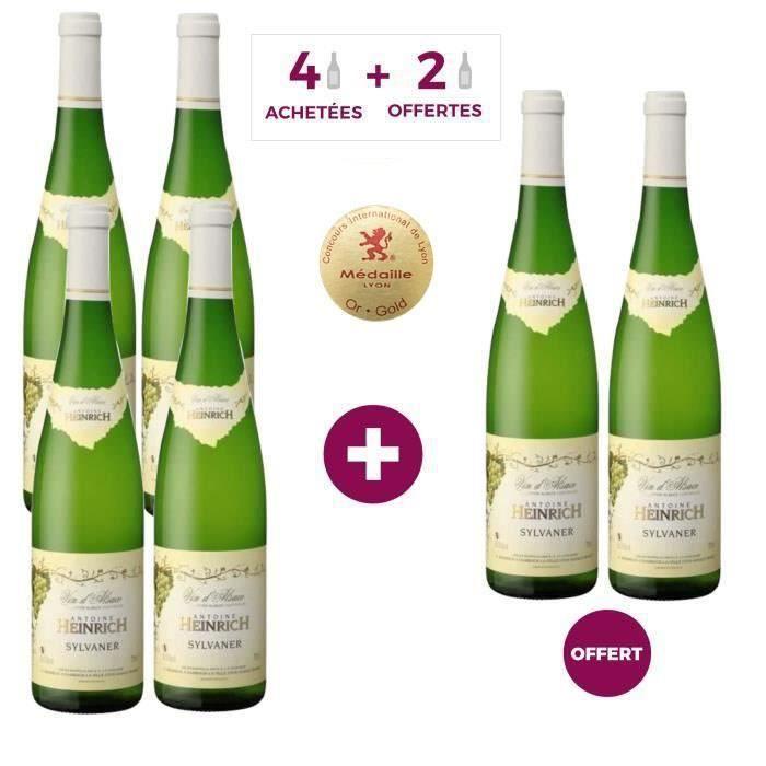 Heinrich Sylvaner - Vin blanc d'Alsace