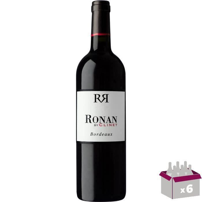 Ronan By Clinet 2012 Bordeaux - Vin rouge de Bordeaux