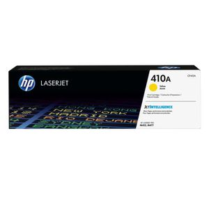 TONER HP 410A toner LaserJet jaune authentique (CF412A)