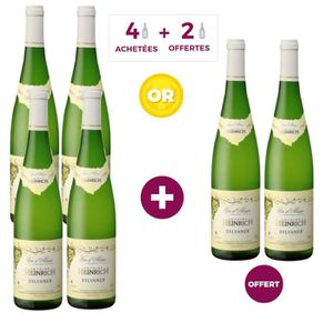 VIN BLANC Heinrich Sylvaner  - Vin blanc d'Alsace