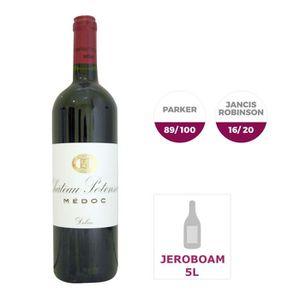 VIN ROUGE Jéroboam Château Potensac 2012 Médoc - Vin rouge d