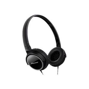 CASQUE - ÉCOUTEURS PIONEER SE-MJ512 Noir Casque audio