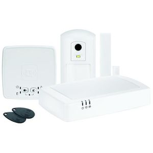 KIT ALARME HONEYWELL EVOHOME SECURITY Pack Alarme maison conn