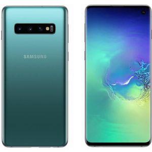 SMARTPHONE Samsung Galaxy S10 512 go Vert - Double sim