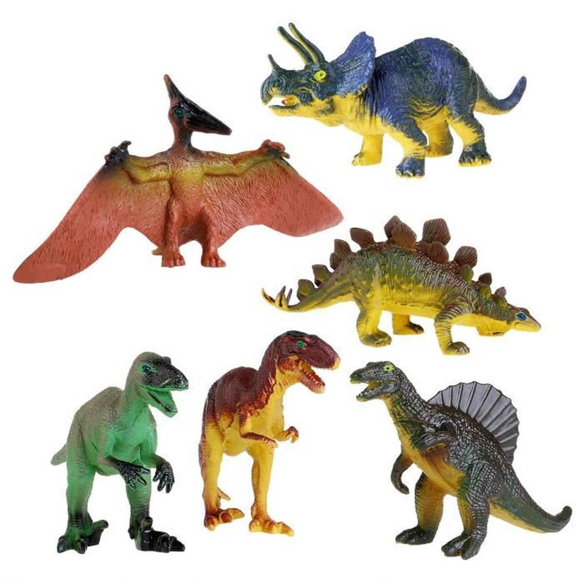 Jouet réaliste de dinosaure de conception de Carcharodontosaurus pour des