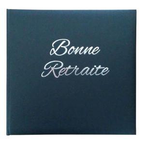LIVRE D OR Livre d'or Retraite - 24 cm - 60 pages épaisses -