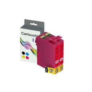 CARTOUCHE IMPRIMANTE Cartouch'Ink 29XL Pack Remplacement 2 Cartouches d