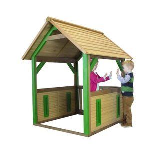 MAISONNETTE EXTÉRIEURE AXI maison enfant exterieur en bois Jane