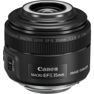 OBJECTIF Obj CANON EF-S 35 mm f-2,8 Macro IS STM