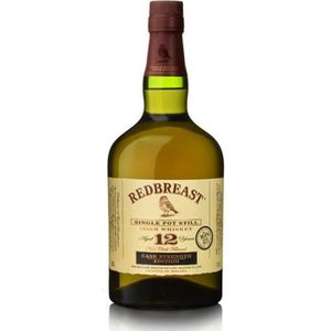 WHISKY BOURBON SCOTCH Whisky Irlande Redbreast 12 ans Single Pot Still W