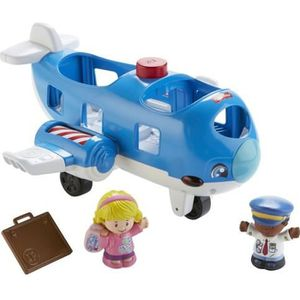 AVIATION FISHER-PRICE - L'avion Little People