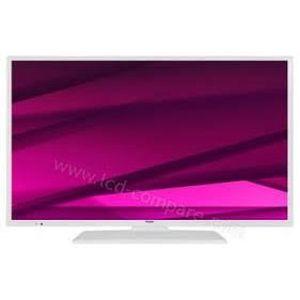 Téléviseur LED TELEVISEUR HAIER SMART BLANC