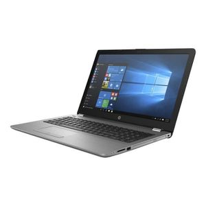 ORDINATEUR PORTABLE HP 250 G6 Core i5 7200U - 2.5 GHz Win 10 Familiale
