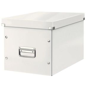 BOITE DE RANGEMENT LEITZ Click & Store Cube - Boîte de rangement - L