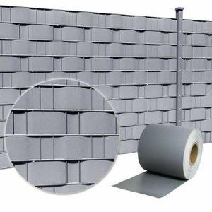 CLÔTURE - GRILLAGE MCTECH 65mx19cm PVC brise-vue pare-vent pour clôtu